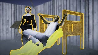 Granny vs Böse Nonne vs Slendrina lustige animation-Teil 33