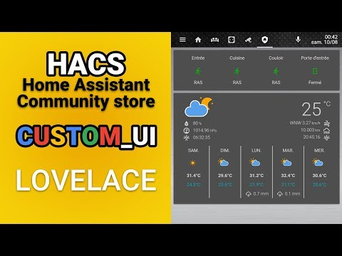 Home Assistant - HACS - Home Assistant Community Store