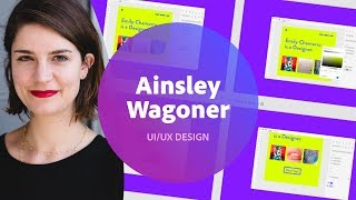 UI/UX Design with Ainsley Wagoner - 3 of 3