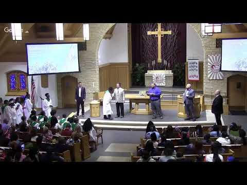 8th Grade Graduation - Atonement Lutheran School