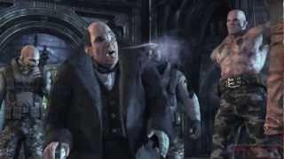 Batman: Arkham City - Трейлер Создание игры