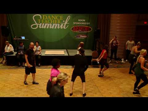 Dance Teacher Summit 2017 - Gregg Russell (Tap)