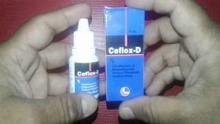Ceflox D Eye Drops Uses , Composition, Side Effects, Precautions, Dosage & review in Hindi