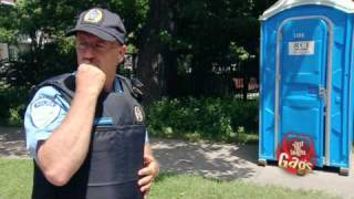 JFL Hidden Camera Pranks & Gags: Officer Poopypants Accidentally Your Whole License