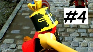 LEGO Marvel Superheroes 2 Walkthrough PART 4 A KNIGHT IN NEED