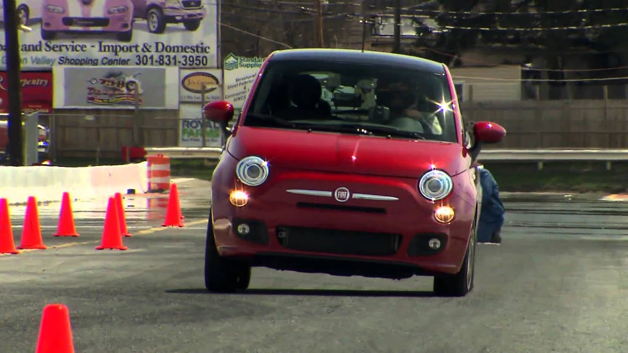 road test: 2012 fiat 500 - youtube