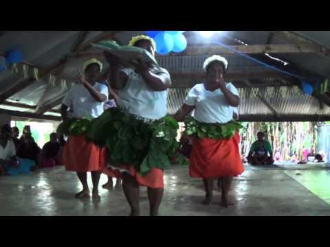 1st birthday Island way at Kiribati, Butaritari Island,Vatikano Village.