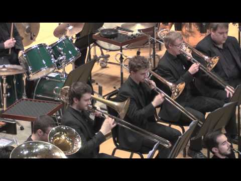 The Royal Conservatoire of Scotland Wind Orchestra perform Extreme Makeover by Johann de Meij
