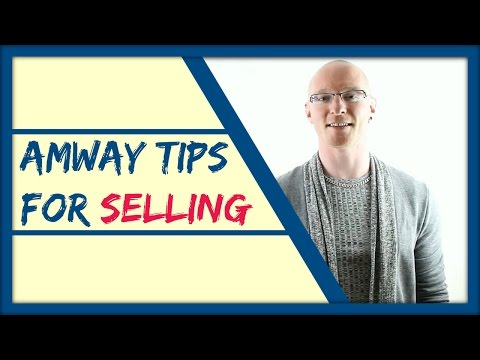 Selling Amway Products – How To Sell Amway Products Online Effectively – Amway Selling Techniques