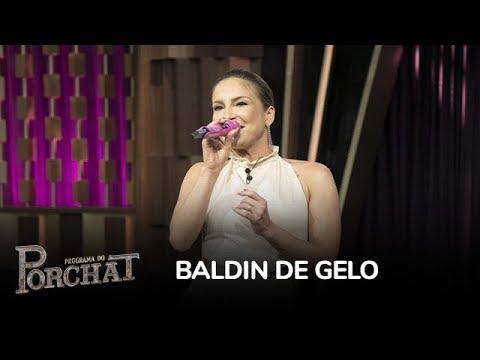 Claudia Leitte Canta Os Seus Sucessos No Porchat