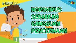 Norovirus - Virus yang Bisa Sebabkan Gangguan Pencernaan