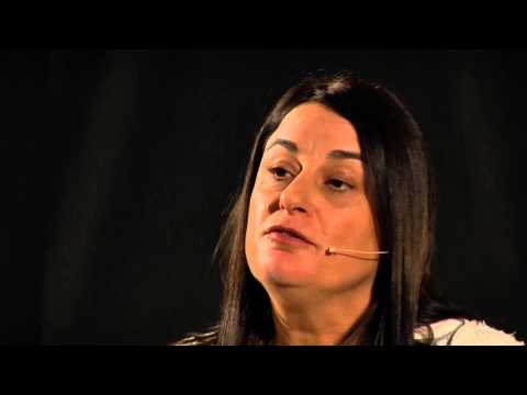 Like a phoenix-- how I rose from the ashes: Rona Ramon at TEDxHIT