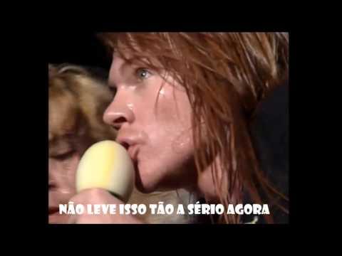 Don't cry  - Guns N' Roses (Tradução)