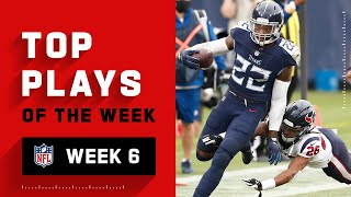 Top Plays from Week 6 | NFL 2020 Highlights