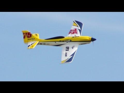 SUPER FAST HOBBYKING / DURAFLY RC EFX 1OOmph + RACER - YouTube