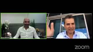 ד״ר נאדר בוטו משוחח עם דורון ליבשטיין על רווחה ובריאות -  29 מאי 2020