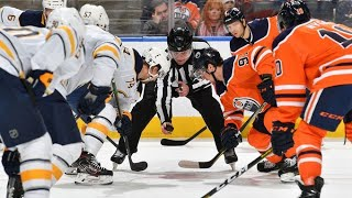"The Cult of Hockey's ""Sabres stab Oilers in OT"" podcast"
