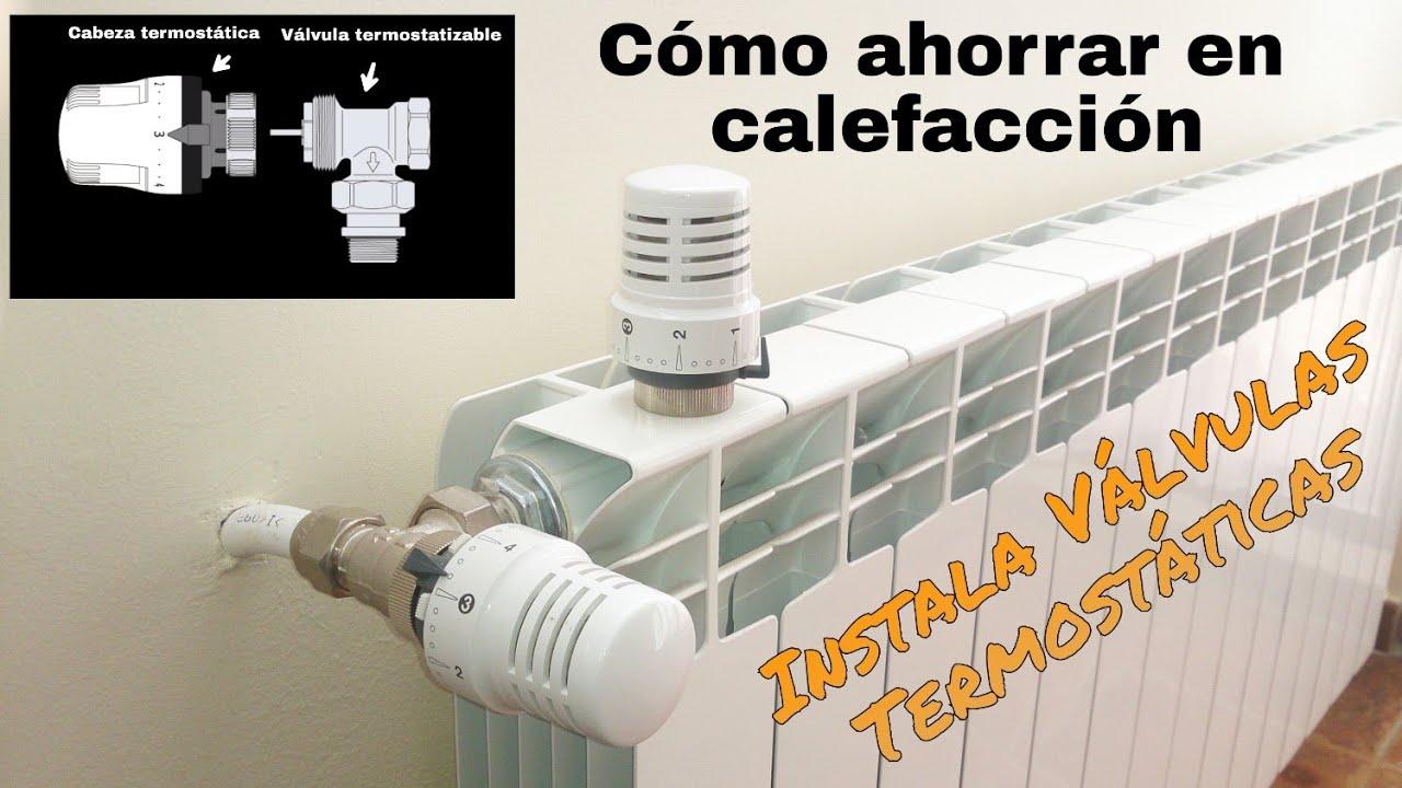 C mo ahorrar en calefacci n instalaci n de v lvulas - Calefaccion para un piso ...