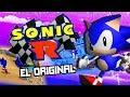 Jugamos al ORIGINAL Sonic R Saturn