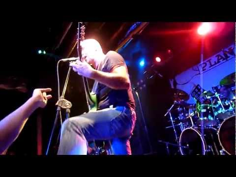 Iron Savior - Breaking the Law(Judas Priest cover) -  Live in Moscow - клуб Plan B.