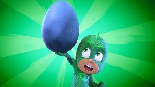 PJ Masks Episodes - BEST OF GEKKO - ☘️Go Green Gekko Special - Cartoons for Children thumbnail