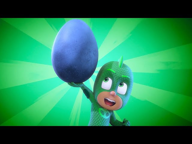 PJ Masks Episodes   BEST OF GEKKO   ☘️Go Green Gekko Special   Cartoons for Children #133