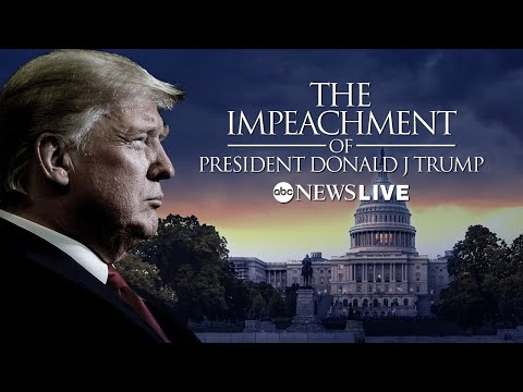 WATCH LIVE: House Votes to Impeach President Trump for 2nd Time l ABC News Live