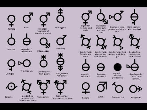2 Geschlechter