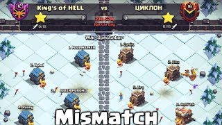 We Are Mismatch For Them | Clan War League | Clash of Clans | India