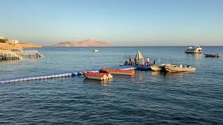 Egypt Sharm el Sheikh Red dea Hilton Sharks bay