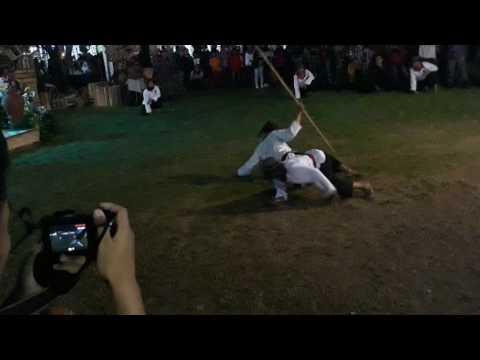 Merpati Putih Mgl In Action ..opening Mgl Tempo Dulu