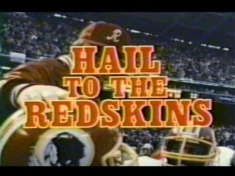 Washington Redskins 1982 Vintage Season Highlights
