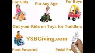 Ride On Toys For Toddlers Main Site