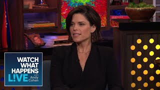 Neve Campbell On Prepping For Her 'Wild Things' Sex Scene | WWHL