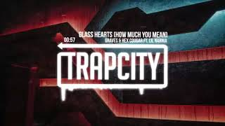 graves & Hex Cougar ft. Lil Narnia - Glass Hearts(Lyrics&SubEspanol)