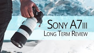 Sony A7iii Long Term Review
