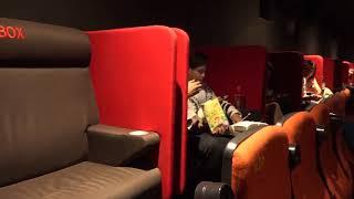 Khám phá vị trí ghế SWEET BOX trong rạp chiếu phim hiện đại nhất Việt Nam