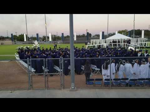 Mayfair HS graduation 2017 part 3
