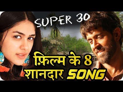 Super 30  Super 8   Hrithik Roshan  Mrunal Thakur