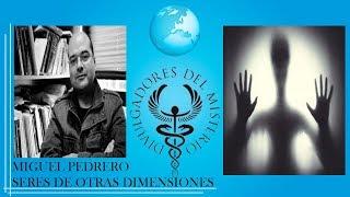 SERES DE OTRAS DIMENSIONES por Miguel Pedrero