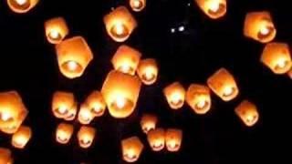 видео Фестиваль небесных фонариков в Pingxi, Тайвань