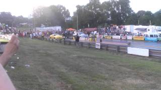 street outlaws the cutty boosted gt mooresville dragway 5 16 15