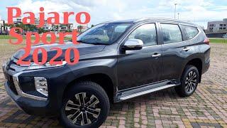 รีวิว PAJARO SPORT 2020   GT -Premium  A/T  ราคา  1,469,000