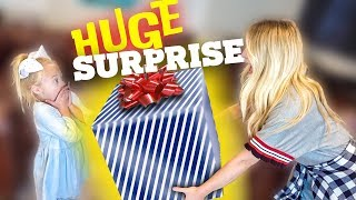 Download OUR BIG SISTER SURPRISE FOR EVERLEIGH MADE HER CRY!!! Mp3 and Videos