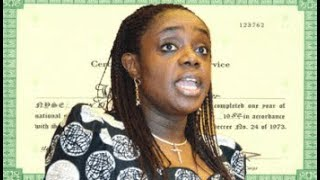 BREAKING NEWS: FINANCE MINISTER KEMI ADEOSUN 'RESIGNS' !