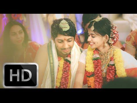 Vizag Candid Wedding Video Of Gayatri + Sanjeev By Maru Rickz