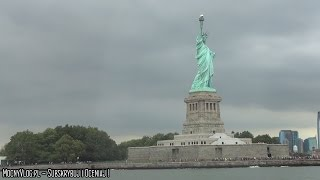 New York City Subway, Statue of Liberty, NYSE on Wall Street - USA VLOG 22