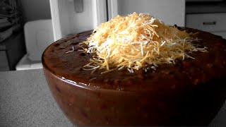 "The ""Superbowl"" of Chili... (9000+ Calories)"