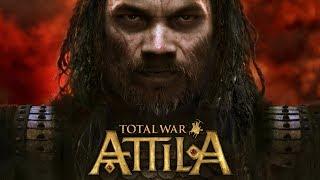 Total War Attila - Давайте глянем