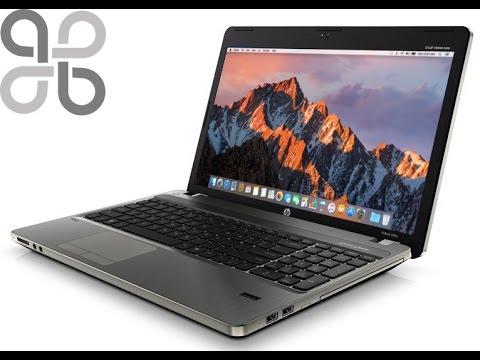 Hackintosh Tanıtım: Hp Probook 4530S macOS Sierra